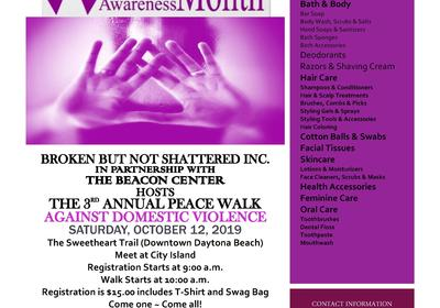 3rd Annual Peace Walk